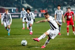 ΠΑΟΚ: Ξανά στην κορυφή με νίκη 1 -0 από τον Βόλο!