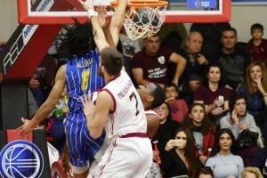 Basket League: Νίκη στην εκπνοή για τον Ήφαιστο!