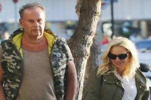 Τρισευτυχισμένοι Μαρία Μπεκατώρου - Αντώνης Αλεβιζόπουλος: Η κάμερα τους «έπιασε» μαζί με την μεγάλη τους αδυναμία!