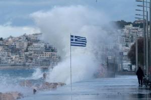 Έκτακτο δελτίο καιρού: Που θα χτυπήσει σήμερα η κακοκαιρία;