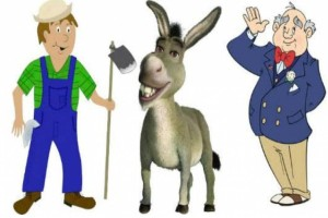Ο γάιδαρος, o κτηνοτρόφος και ο δήμαρχος: Το ανέκδοτο της ημέρας (23/01)!