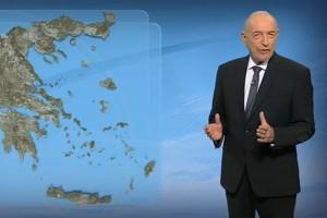 """Τάσος Αρνιακός: Παγετός και ομίχλη τις επόμενες ώρες! Ποιες περιοχές θα """"χτυπήσει"""" η νέα κακοκαιρία;"""