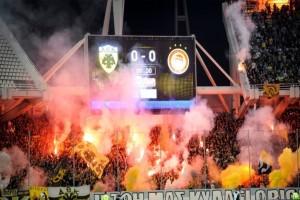 Super League: Κλέβει την παράσταση το ντέρμπι ΑΕΚ-Ολυμπιακός!