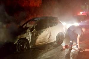 Νύχτα τρόμου σε τρεις περιοχές της Αθήνας! Εμπρησμοί σε Ελληνικό, Πολύγωνο και Ταύρο!