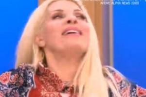 """""""Αχ μην το συνεχίσουμε αυτό"""": Σωριάστηκε στην πολυθρόνα η Ελένη Μενεγάκη!"""