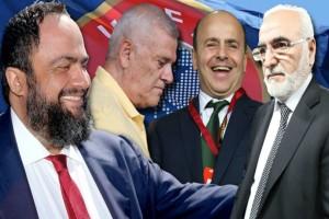 Οριστικό: Αυτοί θα βρίσκονται στη συνάντηση των Big-4 του ελληνικού ποδοσφαίρου!