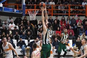 Basket League: Απίθανος Παναθηναϊκός στην Πάτρα, εκδικήθηκε τον Προμηθέα! (video)