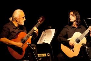 Νότης Μαυρουδής - Γιώργος Τοσικιάν «Οχτώ Βαλς από δύο κιθάρες»