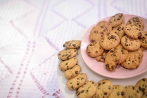 Φτιάξε τα πιο νόστιμα cookies με κομματάκια σοκολάτας!