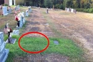 Αυτή η μάνα απορούσε χρόνια γιατί ο τάφος του γιου της είναι πράσινος - Όταν έμαθε την αλήθεια της πάγωσε το αίμα!