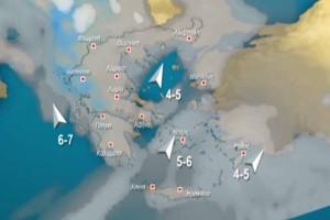 """""""Σ' αυτή την περιοχή θα σημειωθούν ισχυρές βροχές"""": Ο Σάκης Αρναούτογλου προειδοποιεί!"""