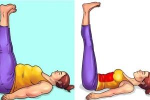 Κάψε τα κιλά των γιορτών και μεταμόρφωσε το σώμα σου με μόλις 4 λεπτά την ημέρα