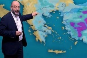 Προειδοποίηση από τον Σάκη Αρναούτογλου: «Η Ελλάδα βρίσκεται ανάμεσα στις...»! Η πρόβλεψη του μέχρι και τον Φλεβάρη! (photo-video)