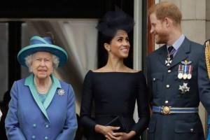 Tελεσίγραφο 72 ωρών της Βασίλισσας Ελισάβετ σε Πρίγκιπα Χάρι και Μέγκαν Μάρκλ!