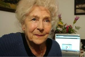 74χρονη γιαγιά αποφάσισε να πραγματοποιήσει το μεγάλο της όνειρο. Μόλις δείτε θα πάθετε σοκ!