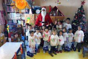 Γιορτινές στιγμές για παιδιά και εφήβους  με αγάπη και δώρα από τη FREZYDERM