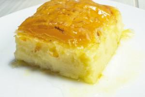 Απίθανη συνταγή για γαλακομπούρεκο με λεμόνι!