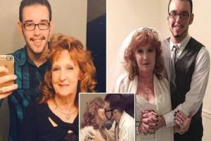 72χρονη γιαγιά παντρεύτηκε 19χρονο νεαρό που γνώρισε σε κηδεία και είναι φουλ ερωτευμένοι