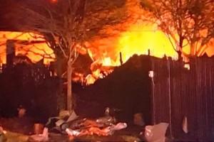 Συναγερμός στις ΗΠΑ: Τεράστια έκρηξη στο Χιούστον! (photos-video)