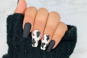 Μια αγελάδα στα νύχια σας! Η νέα must do τάση της σεζόν!