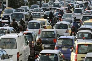 Χάος στους δρόμους της Αθήνας! Που παρατηρείται μποτιλιάρισμα; (photo)