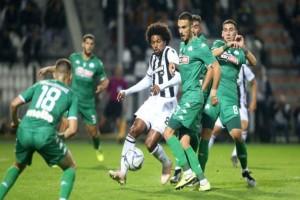 Έκτακτο: ΠΑΟΚ-Παναθηναϊκός στους «8» του Κυπέλλου Ελλάδας!