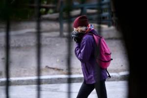 Καιρός σήμερα: Τσουχτερό κρύο και... καταιγίδες!