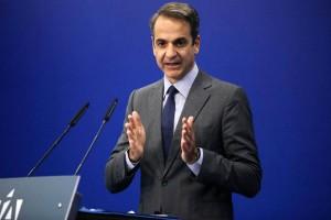 Το μήνυμα του Μητσοτάκη: «Η νέα Ελλάδα ξημερώνει με την εκλογή της Σακελλαροπούλου» (video)