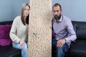 Ανατριχιαστικό: Μετακίνησαν τον καθρέφτη κατά λάθος και τότε ανακάλυψαν το μυστικό της νεκρής κόρης τους!