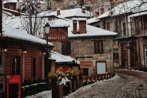 Η φωτογραφία της ημέρας: Καλημέρα από το όμορφο Μέτσοβο!