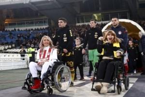 Μυρτώ και Τόνια νικήτριες στο ντέρμπι ΑΕΚ-Ολυμπιακός! (photo-video)