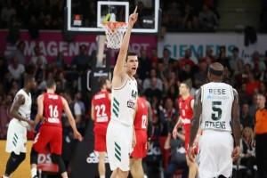 Euroleague: Για την επιστροφή στις νίκες και στην... 6η θέση κόντρα στην Μπάγερν ο Παναθηναϊκός!