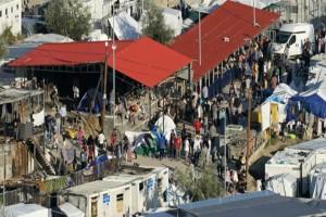 Σοκ στη Μόρια! Μαχαίρωσαν πολλαπλά 15χρονο Αφγανό!