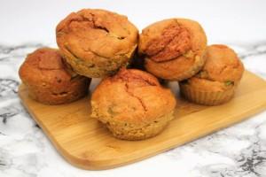 Δε θα χορταίνετε! Φτιάξτε αυτό το muffin με κιμά γαλοπούλας και λαχανικά!
