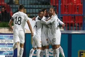 Super League: Διπλό 6αδας για ΟΦΗ στη Νέα Σμύρνη!