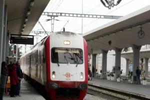 Θεσσαλονίκη: Έκοψαν καλώδια και ακινητοποίησαν τρένο!