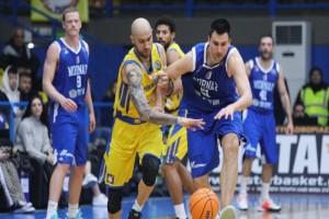 Basketball Champions League, Περιστέρι - Μόρναρ 72-67: Παρέμεινε στην τετράδα του ομίλου!