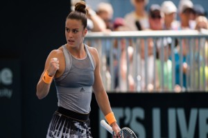 Sak... massive attack! Περίπατος της Σάκκαρη και νικηφόρο ξεκίνημα στο Australian Open! (video)