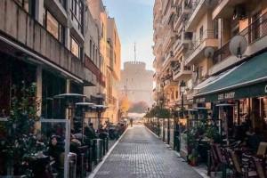 Η φωτογραφία της ημέρας: Καλημέρα και καλή εβδομάδα από την Θεσσαλονίκη!