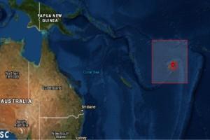 Ισχυρός σεισμός 5,5 Ρίχτερ στα νησιά Φίτζι!