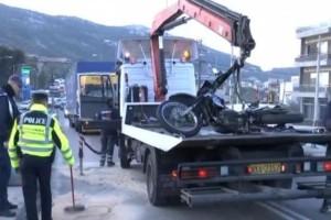Τραγωδία στον Σκαραμαγκά: Νεκρός ο οδηγός μηχανής που συγκρούστηκε με λεωφορείο!