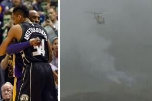 Νεκρός ο Κόμπι Μπράιαντ: Σοκάρουν οι εικόνες από το σημείο της τραγωδίας!