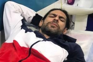 Δύσκολες ώρες για τον Γιάννη Σπαλιάρα: Αυτός είναι ο λόγος που μπήκε στο νοσοκομείο!