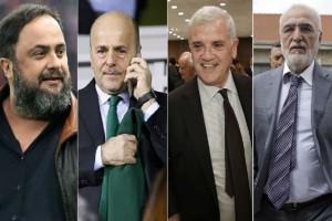 Το στοίχημα της ημέρας: Ποιος θα αποχωρήσει πρώτος από τη συνάντηση των Big 4! (photos)