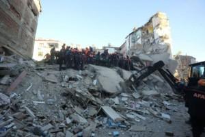 Ταρακουνήθηκε ξανά η Τουρκία: Νέος ισχυρός μετασεισμός!