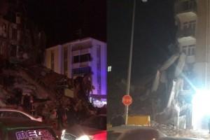 Δυνατός σεισμός 6,9 Ρίχτερ στην Τουρκία (Video)!