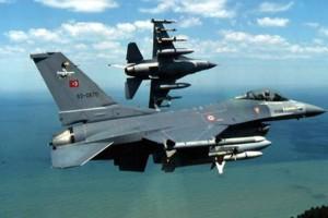 Υπερπτήσεις τουρκικών αεροσκαφών πάνω από Λειψούς και Αρκιούς!