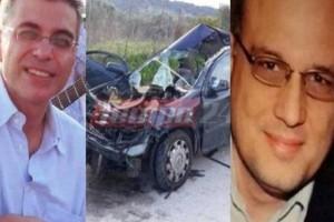 Θρήνος στην Αχαΐα: Σπαραγμός για τον θάνατο των 2 εκπαιδευτικών! (video)