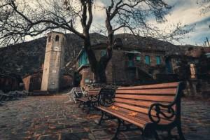 Η φωτογραφία της ημέρας: Καλημέρα από το όμορφο Τσεπέλοβο Ιωαννίνων!