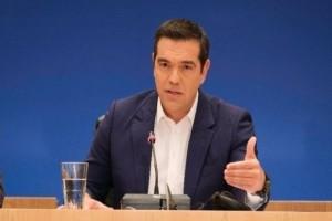 Αλέξης Τσίπρας: «Μητσοτάκης δεν θα γίνω - Λέω «ναι» στην Σακελλαροπούλου»!